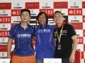 2011中国超级摩托车锦标赛(北京站)第一回合赛后新闻发布会