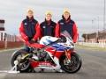 "Honda TT""传奇""车队完成为期一周的轮胎测试"