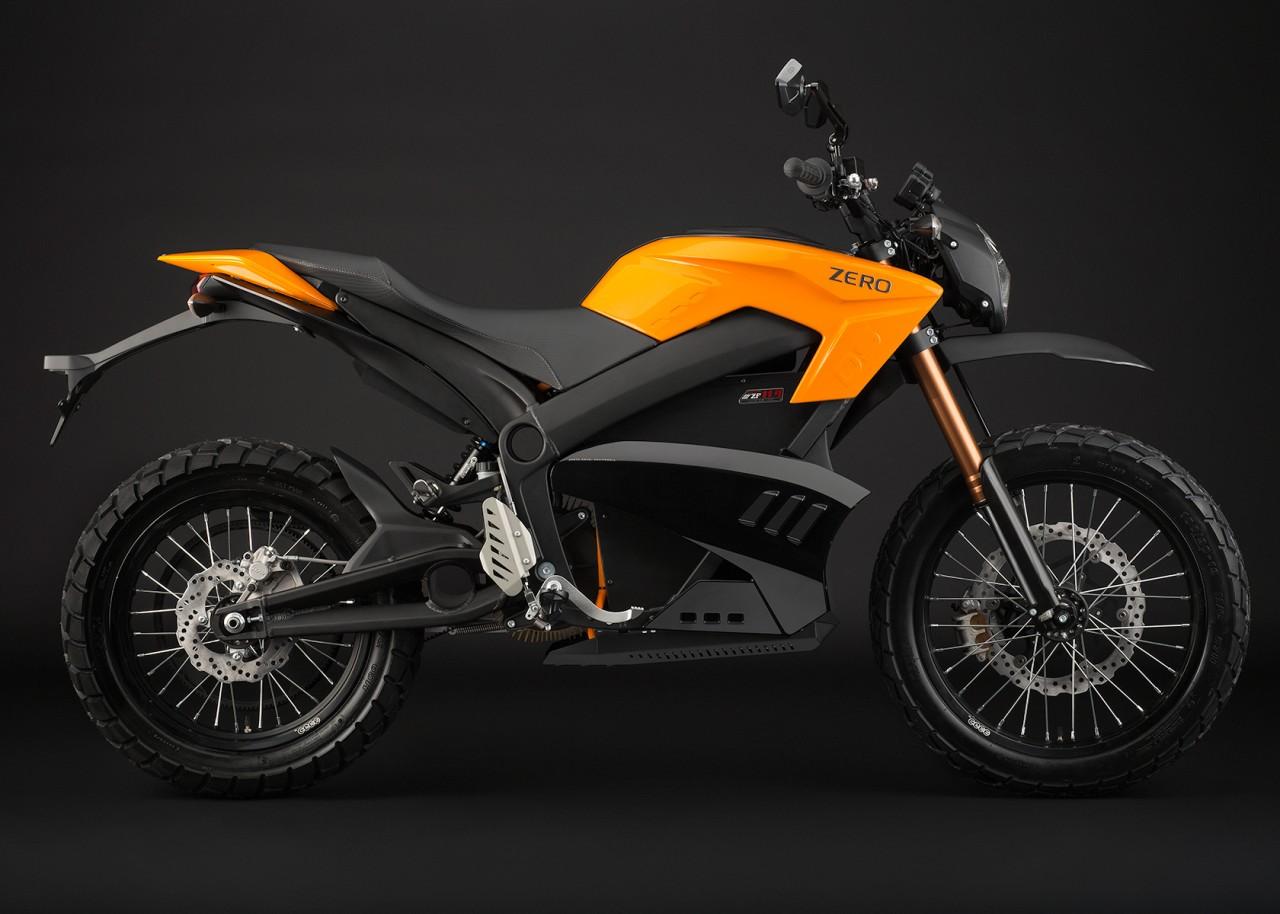 2013 Zero DS 电动摩托车_摩托车库_图库_全球摩托车网