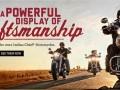 纯粹精神带着信仰的Indian摩托车