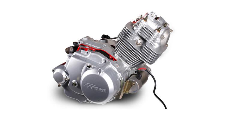 建设摩托车发动机js250(atv)