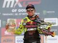 提前封王,凯罗尼 连续六年夺得 MXGP 世界冠军