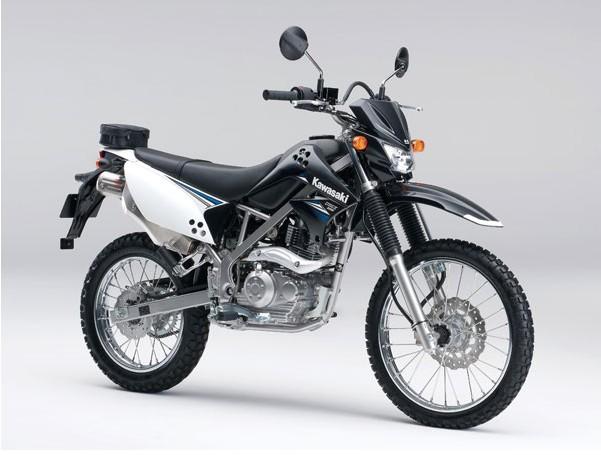 欧盟 川崎摩托车 KLX125 召回