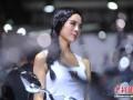 2014第十三届中国摩博会-美女车模争奇斗艳 (5)