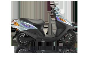 五羊-本田高端新能源摩托车---净原v1图片
