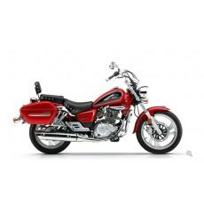 豪爵铃木太子车GZ150-A 摩托车