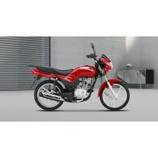 豪爵铃木 悦帅GD110(导流罩款)摩托车