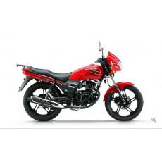 豪爵铃木 钻豹HJ125K-3A 摩托车