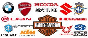 摩托车品牌大全
