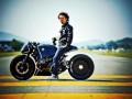 宝马R nineT摩托车顶级改装大作