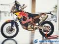 2016' 达喀尔拉力赛:KTM 展示拉力赛工厂机器的原型车