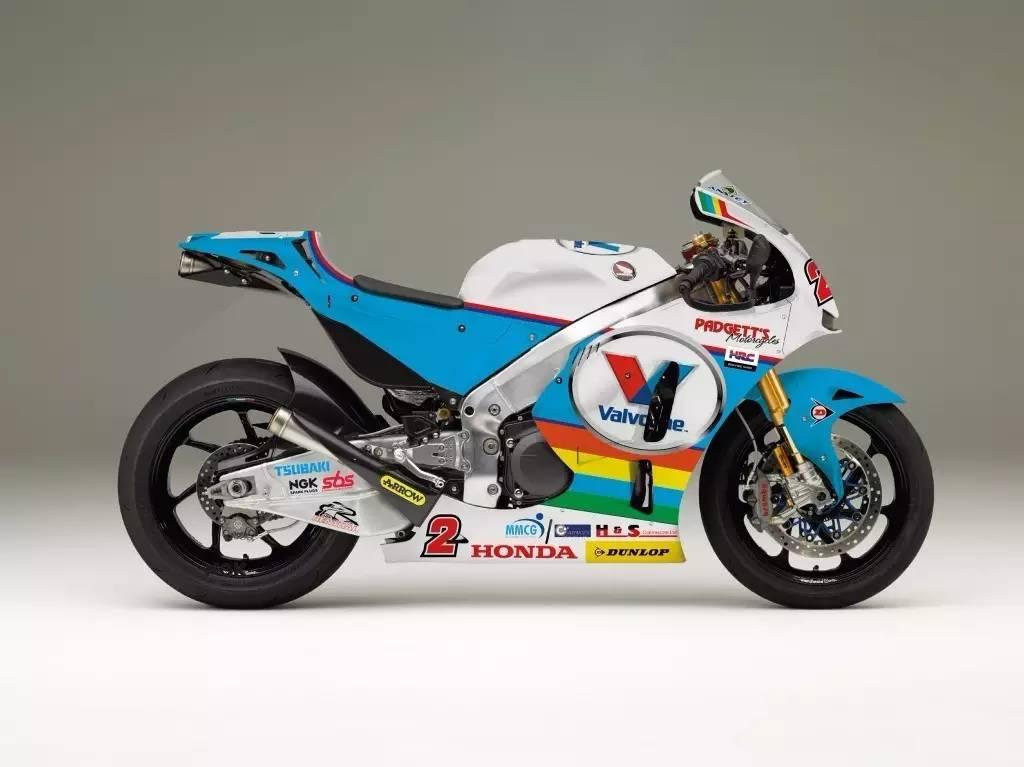 售价百万的本田摩托车将挑战2016曼岛tt