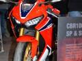 2016至2017 美国巡回国际车展纽约站:Honda CBR1000RR SP