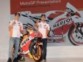 Honda Repsol 车队发布会印尼举行