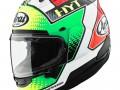 Arai 的新图案摩托车头盔