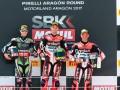 2017 WSBK世界超级摩托车锦标赛R3-西班牙阿拉贡站 (34)
