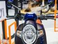 Honda 向泰国市场发布踏板摩托车:2017' Scoopy i