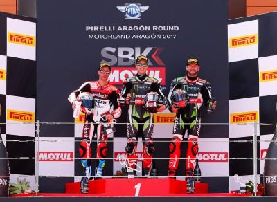 2017 WSBK 世界超级摩托车锦标赛第三站——西班牙阿拉贡站