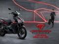 "LED 的视觉冲击,街头的 Honda 越南版"" 风刀 """