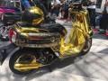 泰国 Yamaha QBIX 定制大战 2017:土豪金的魅力