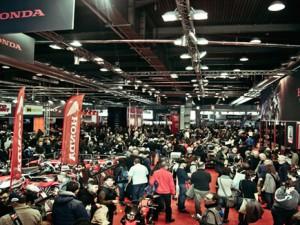 2017年意大利米兰国际摩托车展览会