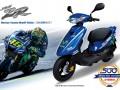 Yamaha 推出两款 MotoGP 厂队图案的本土版踏板摩托车