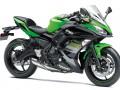 Kawasaki 发布 2018'Ninja 650 KRT 版