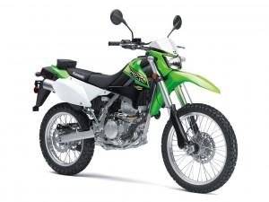 2018 Kawasaki KLX250 美国版