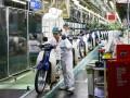 Honda 第一亿部本田幼兽摩托车 Cub 下线