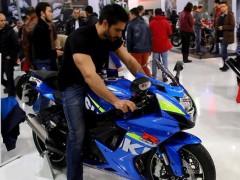 2018年墨西哥国际摩托车及零配件展览会