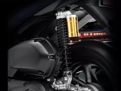 泰国 Yamaha 发布 LEXi 125 VVA 踏板