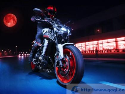 Yamaha 2019' MT-09