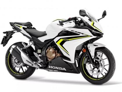 Honda 2019' CBR500R 跑车