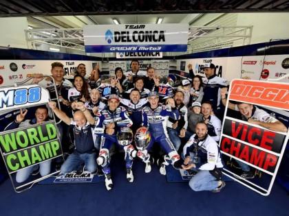 2018瓦伦西亚站——成就吉斯尼车队的梦幻赛季