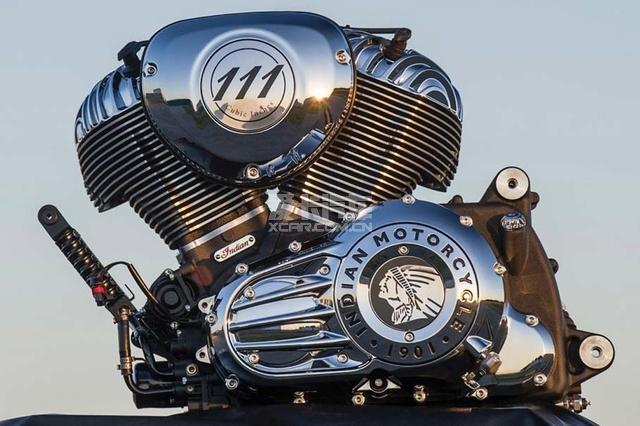 印第安;印第安摩托车;发动机气缸休眠技术;
