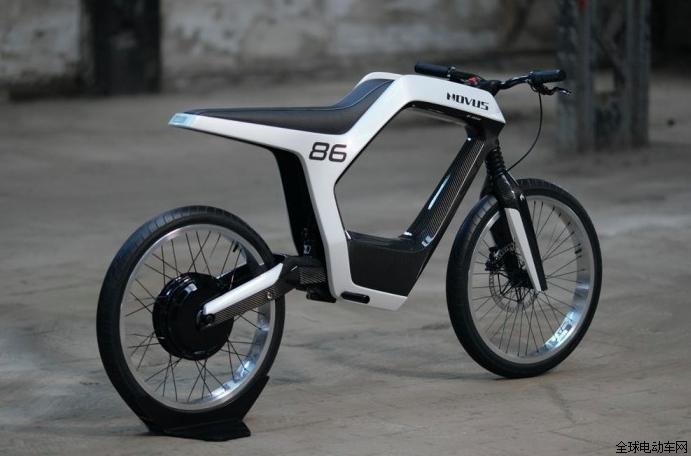 CES展会电动摩托车