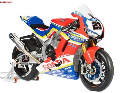 Honda CBR1000RR SP2将征战新赛季WSBK赛场!