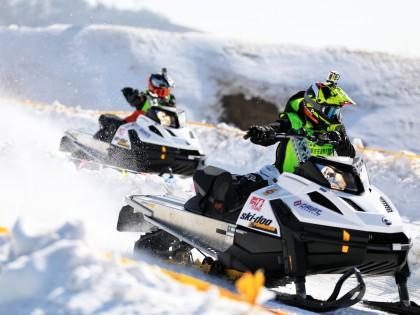 2019雪地摩托车越野大奖赛,TOP1再度开战!