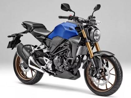 Honda 向本土追加新图案的 2019' CB250R