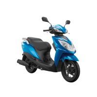 新大洲本田NS110R国四电喷时尚运动都市休闲踏板摩托车