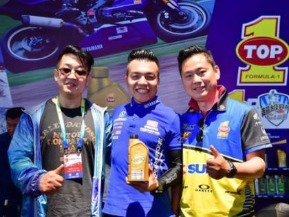 2019北京国际摩托车展,TOP1传递骑士精神