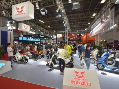 2019' 北京车展:宗申的展台(燃油车篇)