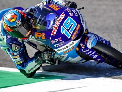 2019 MotoGP意大利站:仍需等待机会的吉斯尼 Moto3