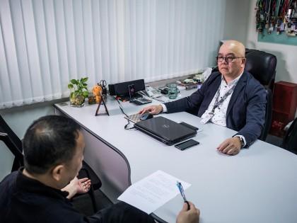 泛珠是个大家庭--珠海国际赛车场有限公司总经理陈信中专访