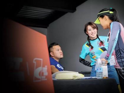 2019 正新轮胎杯挑战赛西安站:两位女车手