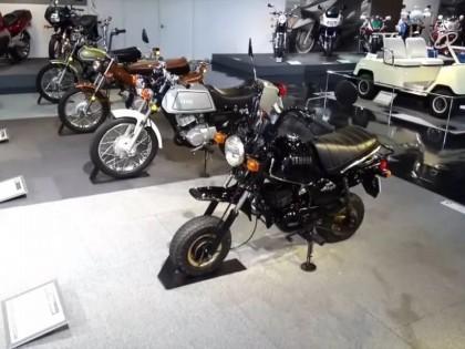 新旧车型兼备,Yamaha 本土的博物馆