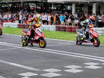 2019伟业达杯R2:艾瑞森轮胎改装踏板公开组第二节赛事