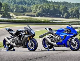Yamaha 发布经过中期改进的 2020 YZF-R1、R1M