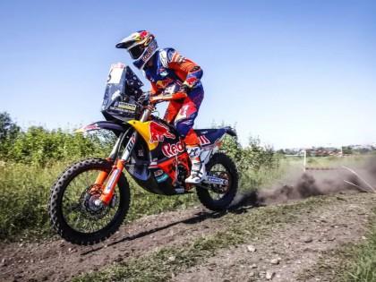 2019 丝绸之路拉力赛(Silk Way Rally 2019)-第八赛段