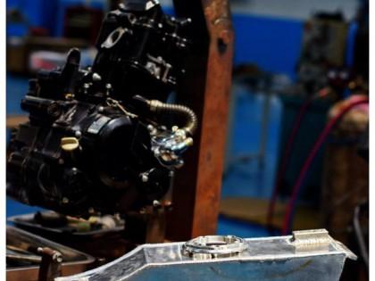 飞羽 Moto3(上):目标直指55匹马力、最强国产 250
